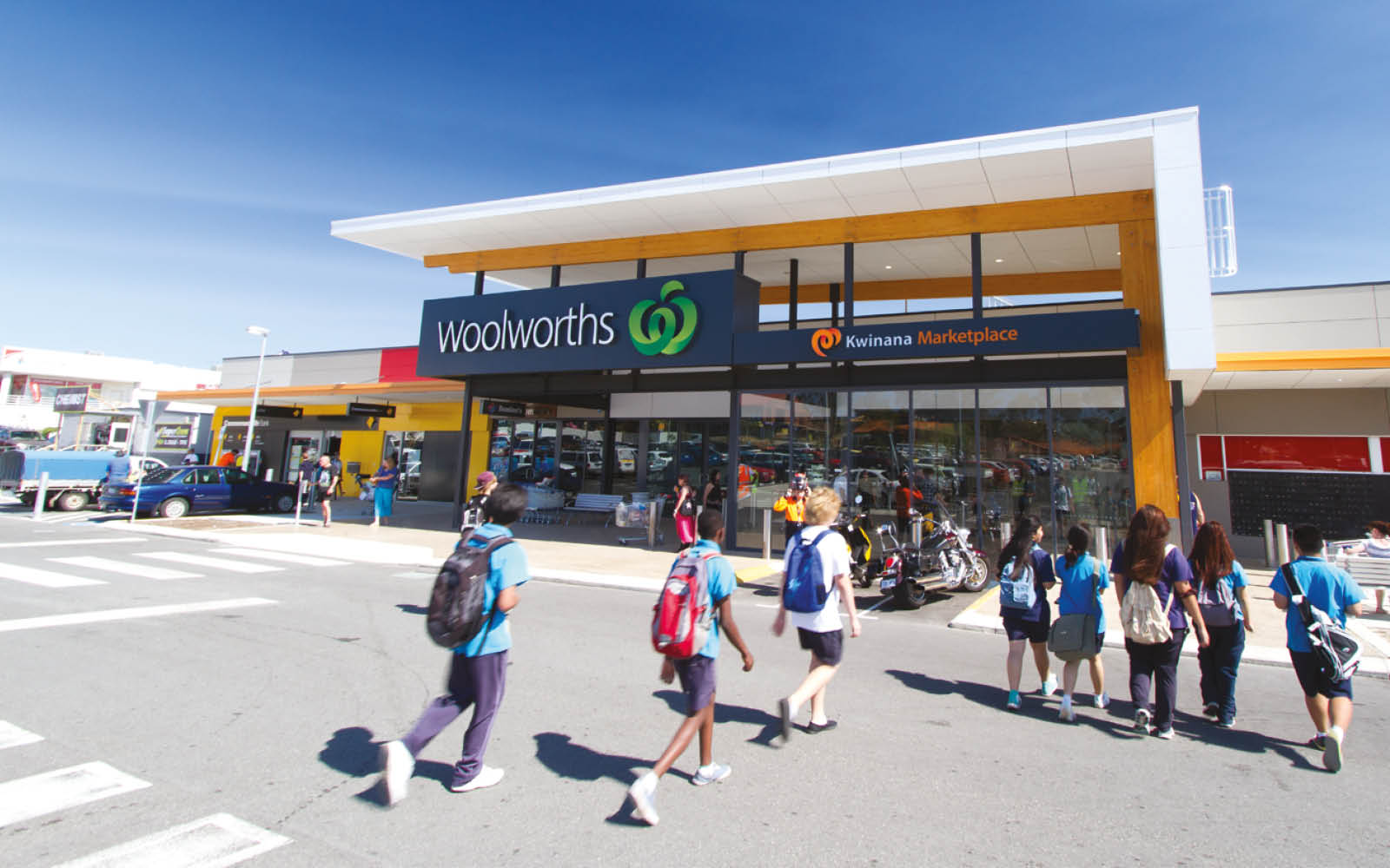 Woolworths Kwinana Marketplace