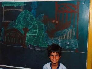 marc + blackboard